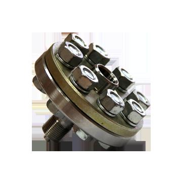 Разделитель мембранный РМ5319С для предохранения измерительного прибора от агрессивных, вязких или кристаллизирующихся сред.